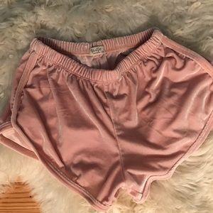 Brandy Melville pink shorts✨
